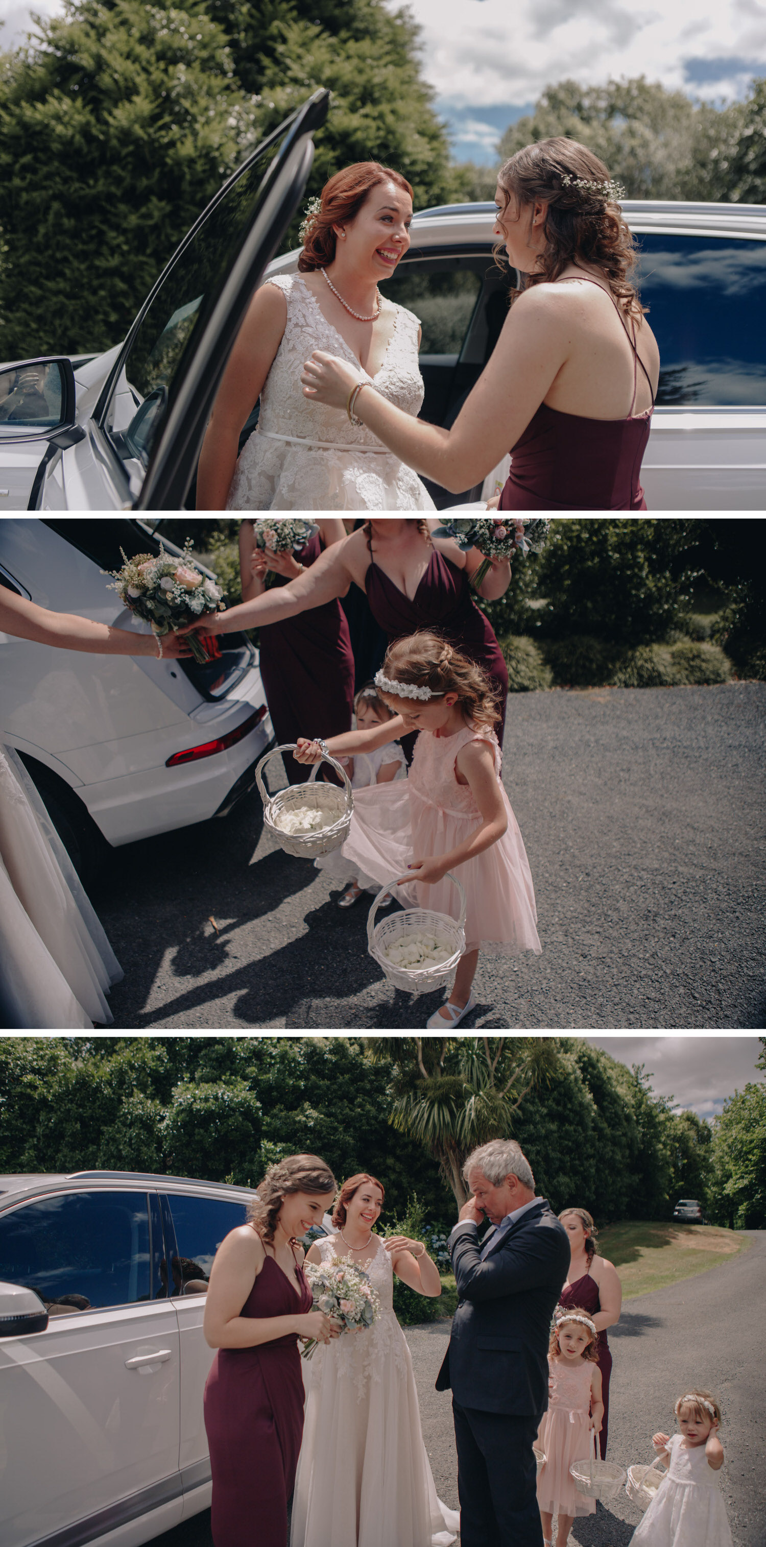 Lake Karapiro Cambridge wedding photographer